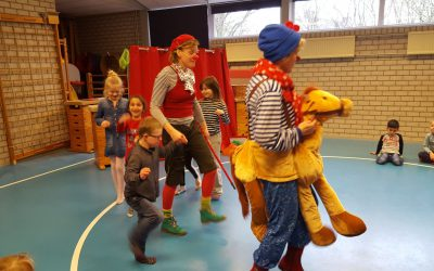 IPC Thema 'Circus'