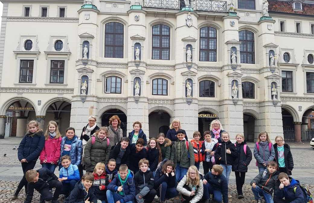 uitwisselingsprogramma met Grundschule Sittensen