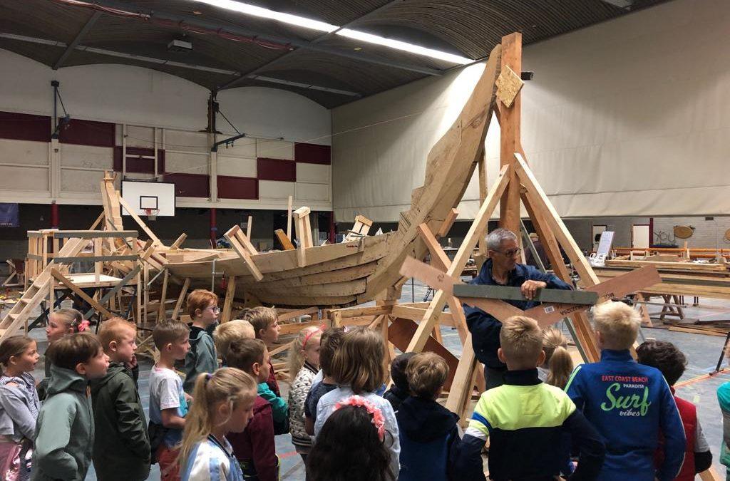 Het Wijkse Vikingschip