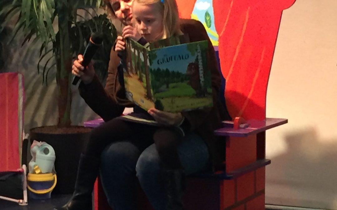 Kinderboekenweek op De Horn